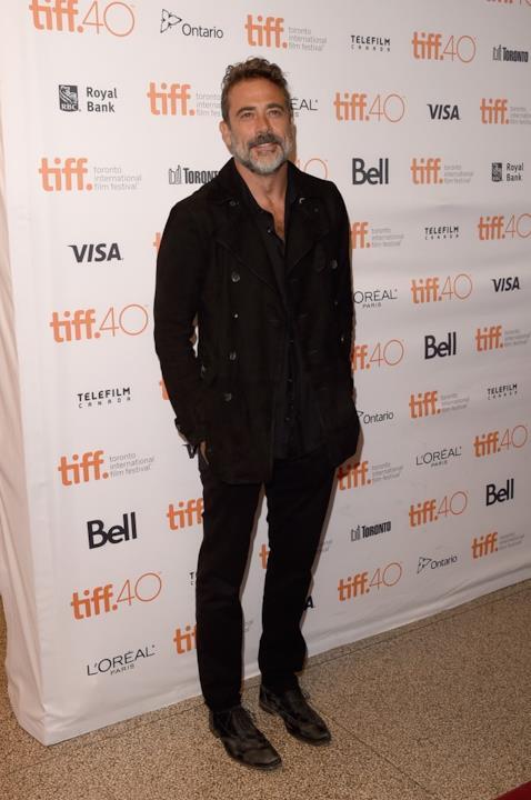 Jeffrey Dean Morgan al TIFF a Toronto