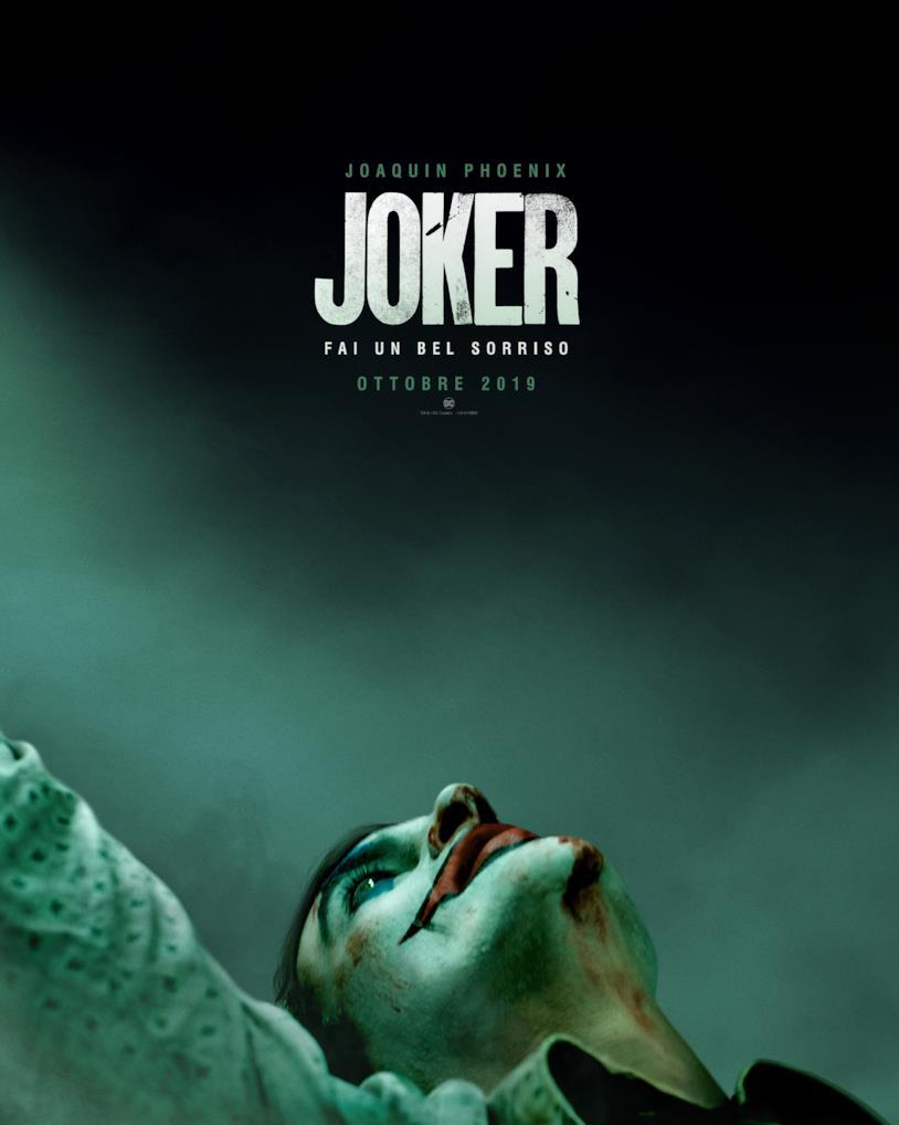 Joker esce a ottobre 2019 nei cinema italiani