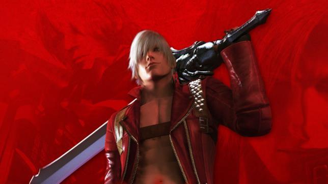Dante, protagonista di Devil May Cry