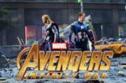Le nuove possibili armi di Captain America e Thor create per Infinity War
