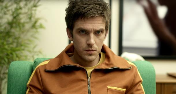 Dan Stevens è David Haller in Legion
