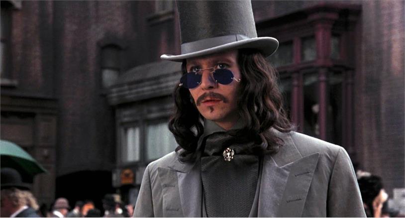 Il Conte Dracula di Francis Ford Coppola è interpretato da Gary Oldman