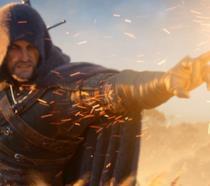 Geralt di Rivia è il protagonista della trilogia di The Witcher