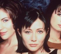 Phoebe, Prue e Piper in posa