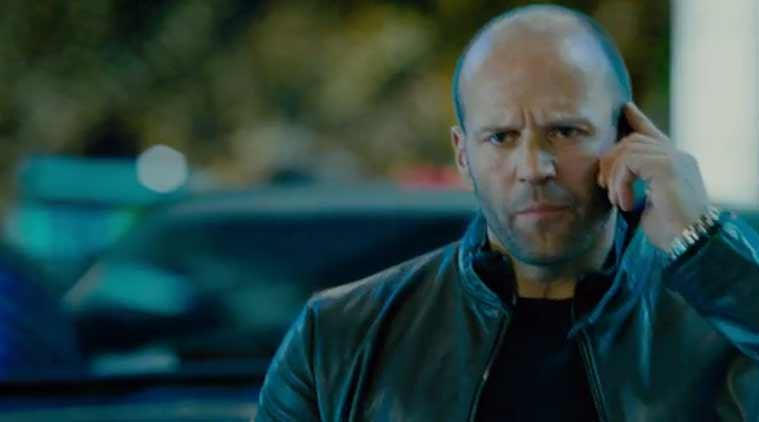 Jason Statham in Fast & Furious 6
