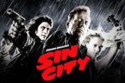 Bruce Willis in una scena del film di Sin City