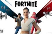 Le nuove skin a tema Star Wars disponibili nel negozio di Fortnite