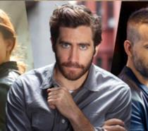 In foto Rebecca Ferguson, Jake Gyllenhaal e Ryan Reynolds