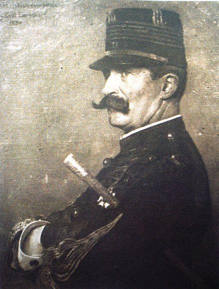 Jules Brunet in una foto d'epoca