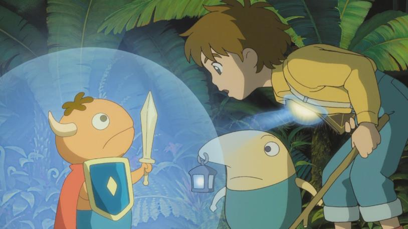 Ni no Kuni Studio Ghibli
