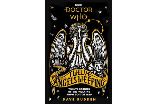 Copertina del libro che verrà pubblicato da BBC Books