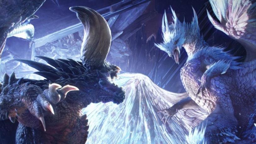 Monster Hunter Iceborne Velkhana