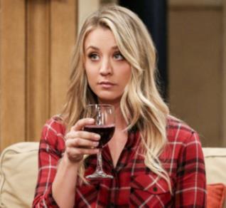 La foto di Kaley Cuoco e la risposta dei fan sul finale di serie di The Big Bang Theory
