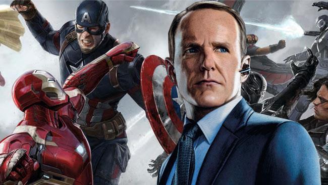 Civil War e Agents of S.H.I.E.L.D. avranno dei legami