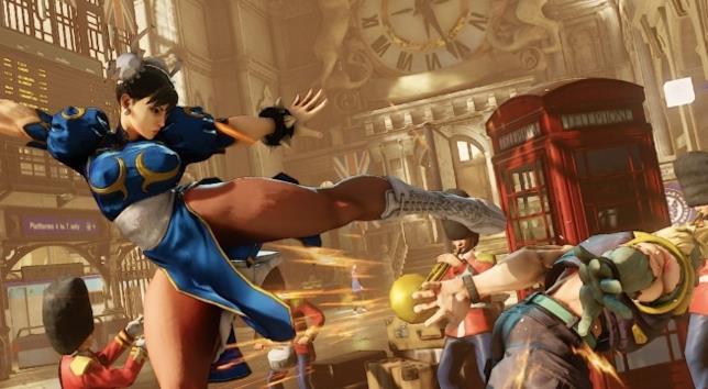 Chun-Li, una delle combattenti più amate di Street Fighter