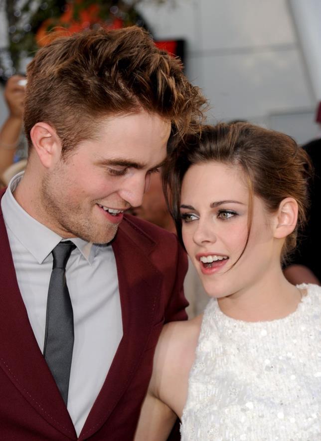 Kristen Stewart e Robert Pattinson quando stavano insieme