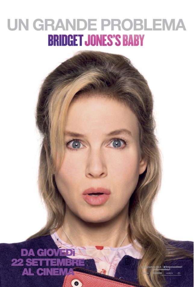Renée Zellweger è ancora una volta Bridget Jones