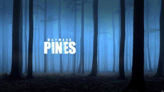 Un'immagine promozionale di Wayward Pines, la serie di M. Night Shyamalan