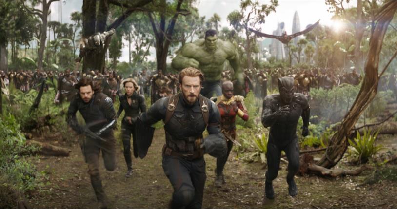 Steve Rogers guida la controffensiva contro Thanos