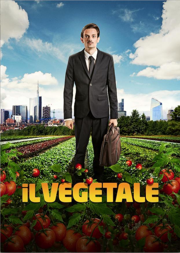 Il poster italiano ufficiale de Il Vegetale