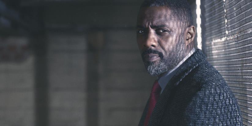 John Luther interpretato da Idris Elba