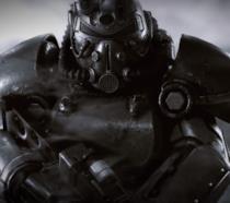 Una corazza anti-radiazioni di Fallout 76
