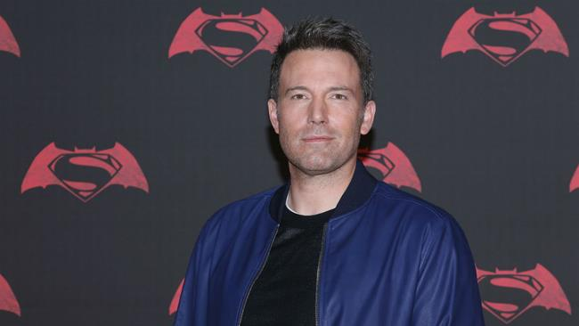 Ben Affleck, attore e regista del nuovo Batman