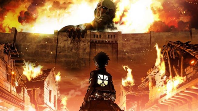 L'Attacco dei Giganti cover dell'anime