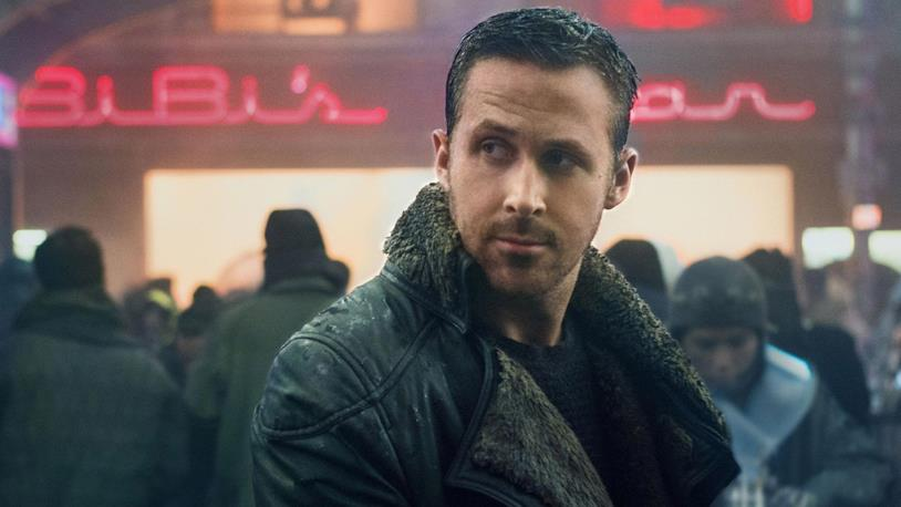 L'attore Ryan Gosling
