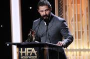 Shia LaBeouf agli Hollywood Film Awards