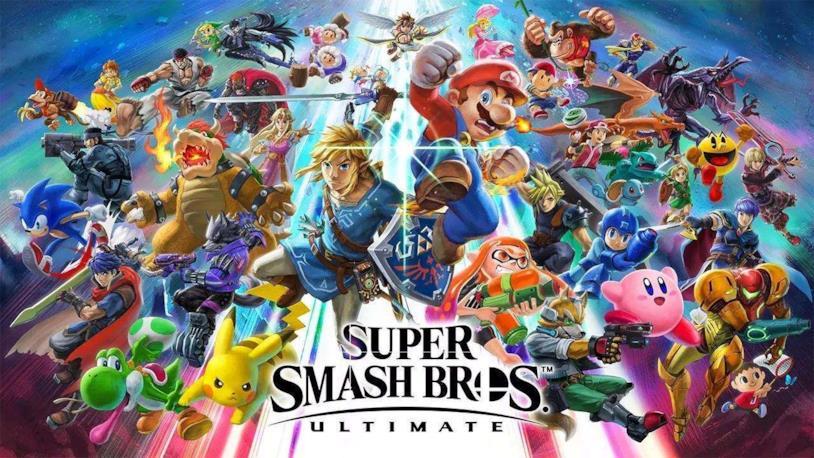 Ultimate è il capitolo più recente della saga Super Smash Bros.