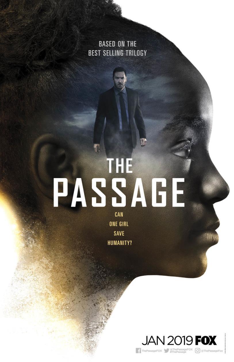 The Passage, la locandina della serie che verrà presentata al FOX Circus
