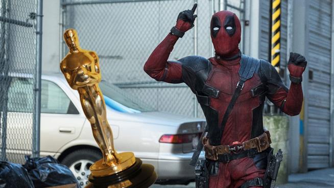 Deadpool insegue l'Oscar