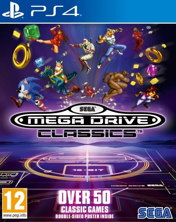 SEGA Mega Drive Classics per PlayStation 4, Xbox One e PC