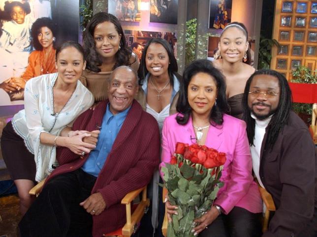 Il cast de I Robinson insieme per la reunion