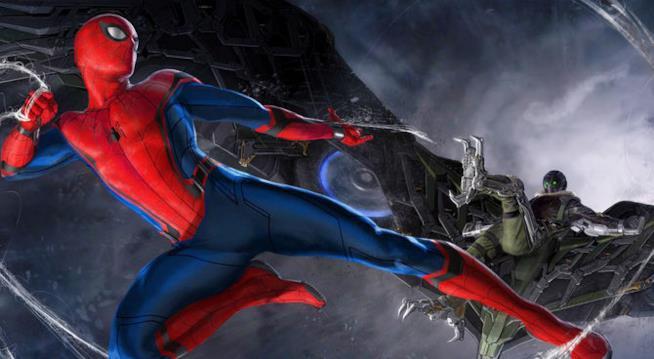 Spider-Man dovrà fare i conti con l'Avvoltoio nel nuovo film di Jon Watts