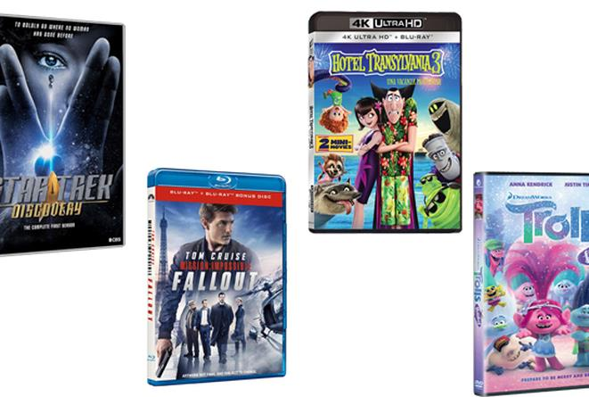 Natale Home Video: uscite Universal Pictures