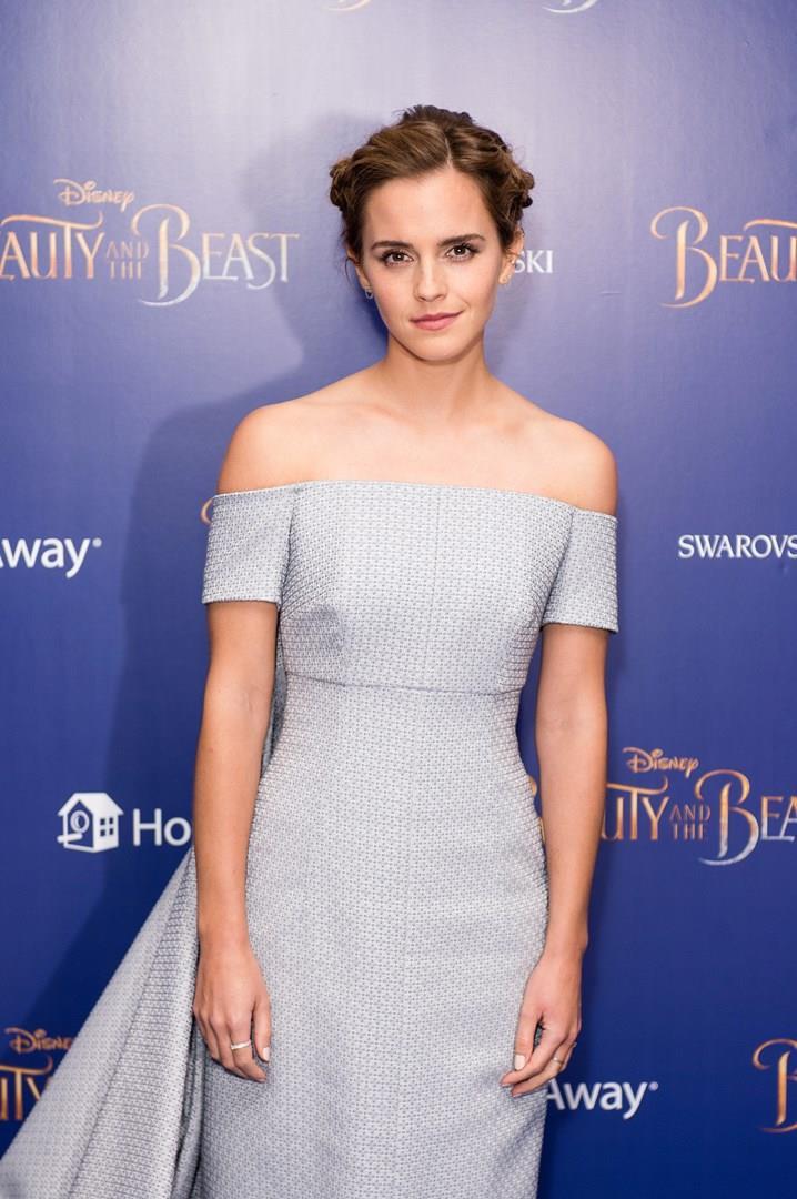 Emma Watson interpreta Belle nella versione live action de La Bella e la Bestia