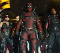 I membri di X-Force in una scena di Deadpool 2