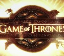 Il logo della serie TV Game of Thrones