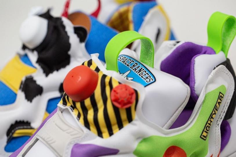 Scarpe reebok Toy Story