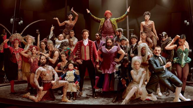 the Greatest Showman: Hugh Jackman e i suoi fenomeni da baraccone