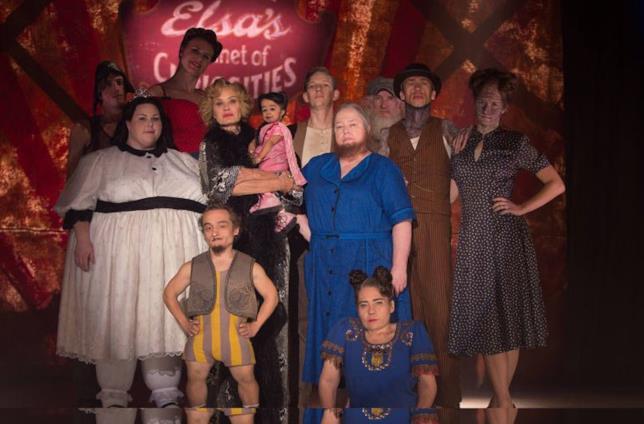 I personaggi di American Horror Story: Freak Show torneranno nella nuova stagione