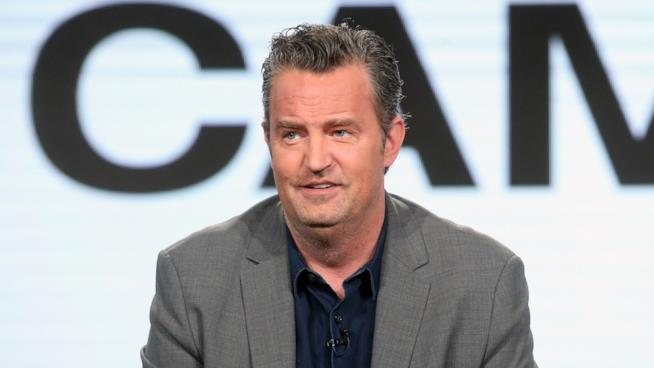 Matthew Perry, il Chandler Bing di Friends