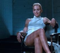 Basic Instict: per Sharon Stone la scena dell'interrogatorio oggi non avrebbe lo stesso impatto