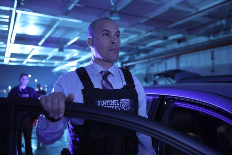 Coby Bell in una scena di The Gifted