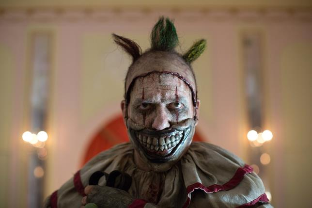 Il clown di American Horror Story Freak Show