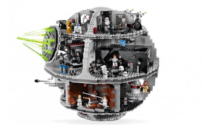 LEGO Morte Nera