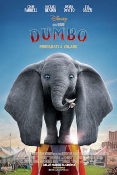 Dumbo prepara la sua piuma per volare