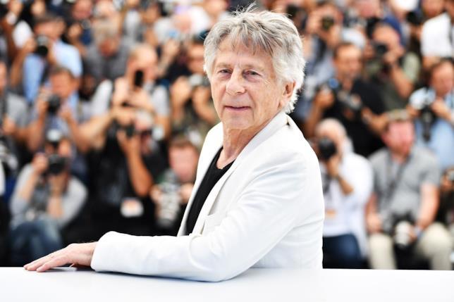 Il regista Roman Polanski all'anteprima cannense di Quello che non so di lei